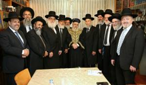 הרב יצחק יוסף ודייני בית הדין הגדול