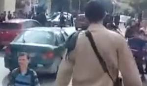 """בושה: קיצוניים תקפו חייל חרדי בבי""""ש בקריאות נאצי"""