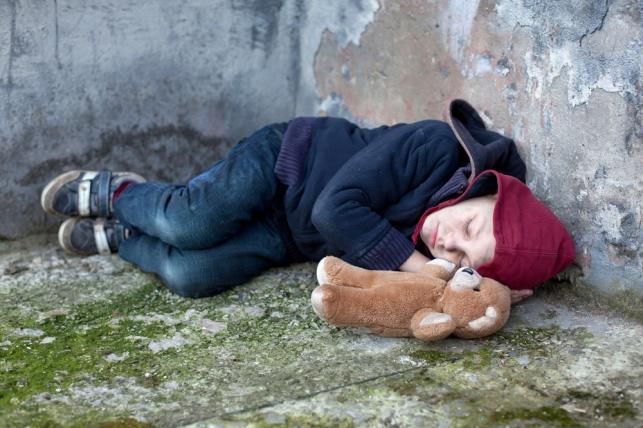 הילדים הרגישו חרות חד-פעמית, אבל אחרי הפסח, שכבר אין אף אחד מסביב, חוזרים אל הקשיים