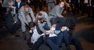 הפגנה בירושלים - לא התבדלות - התפרקות // טור תגובה