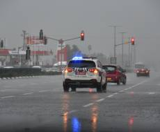 תחזית: ירידה בטמפרטורות, גשמים מקומיים
