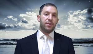 הרב נפתלי וסרמן עם הדרכה לראש השנה