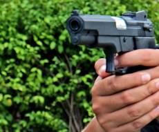 אילוסטרציה - שיכור נכנס לישיבה עם אקדח ועורר בהלה