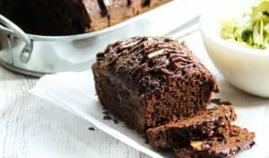 זו עוגה? זה לחם עם שוקולד? לא, זה לחם שוקולד עשיר ומהיר הכנה