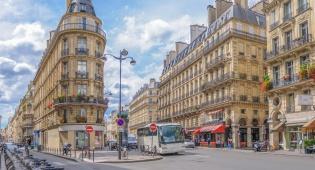בגלל זיהום: תחבורה ציבורית חינמית בפריז