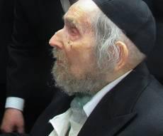 """מרן הרב שטיינמן בחג הפסח האחרון - הגראי""""ל הכריע: להתנגד ליועצות משפטיות"""