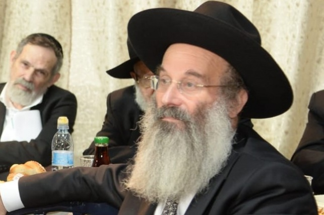 ראש העיר אברהם רובינשטיין