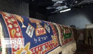 תיעוד כואב: חילול קבר מרדכי ואסתר באיראן