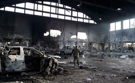 """הבסיס שהותקף בידי ישראל לפני כשבוע - הסורים מודים: """"המתקפה"""" - תקלה טכנית"""