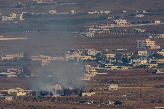 הלחימה בסוריה מהצד הישראלי
