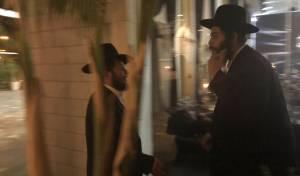 יוסף חיים כלף בשיחה עם שרוליק פרוש, אמש