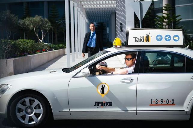מונית גט טקסי