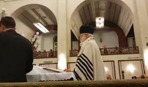 סליחות ראשונות בבית הכנסת הגדול בתל אביב • צפו