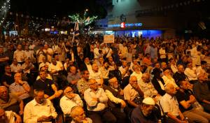 חילונים, דתיים וחרדים מחו נגד חילול שבת