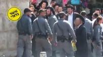 מעצר נכשל בשל נער מוגבל: 'לא מתעסקים'