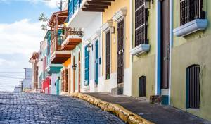 רחוב בפורטו ריקו, ארכיון