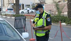 אכיפה: המשטרה פשטה על בני ברק • צפו