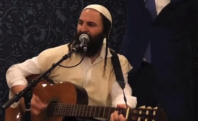 האחים בלומנשטיין הלחינו, משה סטורך שר