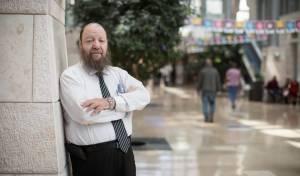 רב המרכז הרפואי הדסה הרב משה קליין