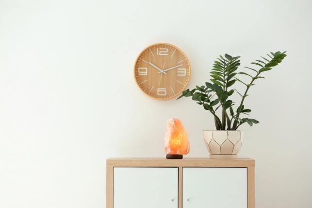 מנורת מלח: אביזר נוי עם סגולות רפואיות