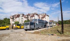 אוטובוסים עם מוסלמים