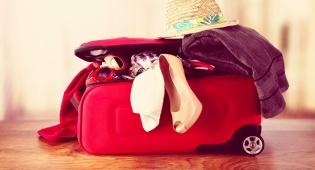 הטריק שימנע התפוצצות בקבוקים במזוודה