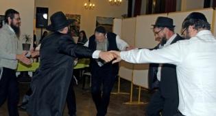 הקהילה החרדית בברלין בשבתון מיוחד • צפו