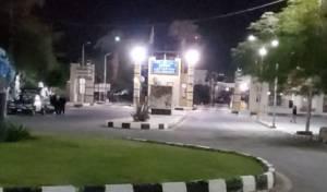 גבול ישראל מצרים - הערב