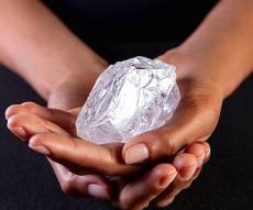 היהלום הענקי - היהלום הענק - גדול ויקר מידי מכדי להימכר