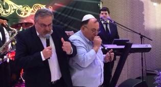 צפו: אבי בניהו ומנחם הורביץ בדואט