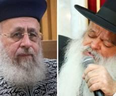 """הרב הראשי והרב דניאל זר - הרב  זר: אמרו לראש""""ל שביטלתי את האירוע"""