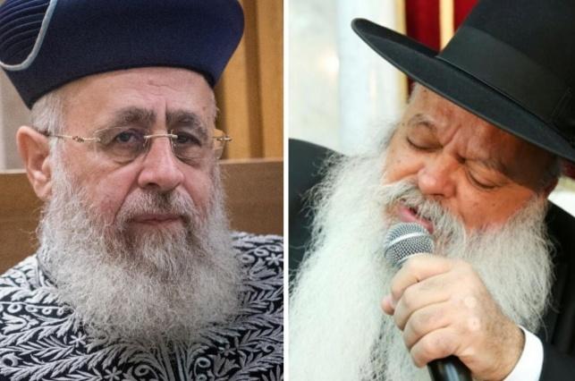הרב הראשי והרב דניאל זר