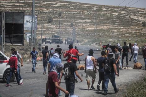 מחבל פלסטיני נהרג מירי של אזרח ישראלי