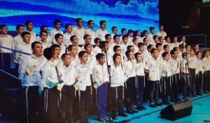 אפרים פוטולסקי, יהודה אהרוני ופרחי שלהבת: חנוכה