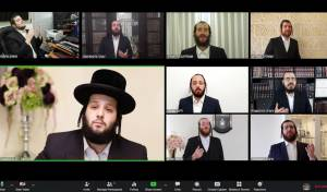 משה דוד ווייסמאנדל ומקהלת נשמה בקליפ