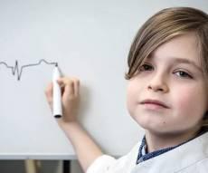 ילד פלא: בן 8 סיים תיכון וממשיך לאוניברסיטה
