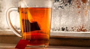 תה - מדהים: כמה חיידקים יש על התה שלכם