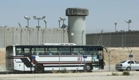 פיגוע בתוך כלא קציעות; 2 סוהרים פצועים