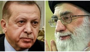 ארדואן וחמינאי - הטורקים קנו מהישראלים ומכרו לאיראנים