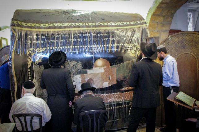 בגלל ביקור מנהיגי העולם: קבר רחל ייסגר