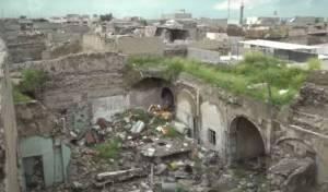 בית הכנסת במוסול, שנהרס כליל