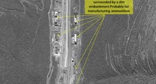 תמונת הלוויין עם מפעל הטילים - חשש בישראל: איראן תייצר טילים בלבנון
