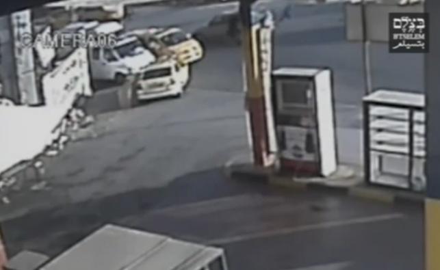 """תיעוד: המח""""ט יורה למוות בנער הפלסטיני"""