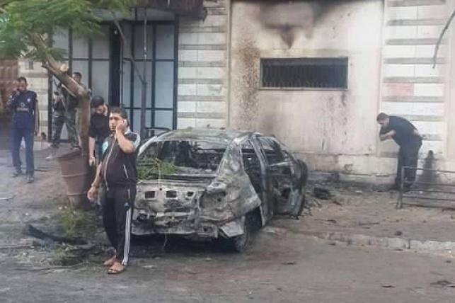 שש מכוניות של אנשי חמאס התפוצצו בעזה; החשודים: דאעש
