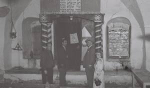 בית הכנסת בפקיעין, 1949