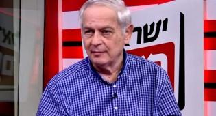 מוטי גילת באולפן ישראל היום - 'שיקול כלכלי': מוטי גילת פוטר מישראל היום