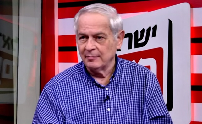מוטי גילת באולפן ישראל היום
