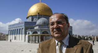 """תגובתו של טיבי לעליית ח""""כים יהודים להר הבית - חמאס חשף את טיבי: """"אין אפשרות לשתוק"""""""