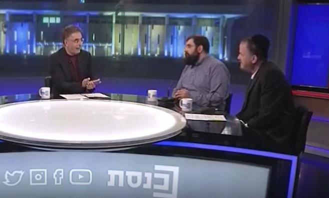 """עו""""ד אברמי יוטסמן ונריה כנפו - התעמתו"""