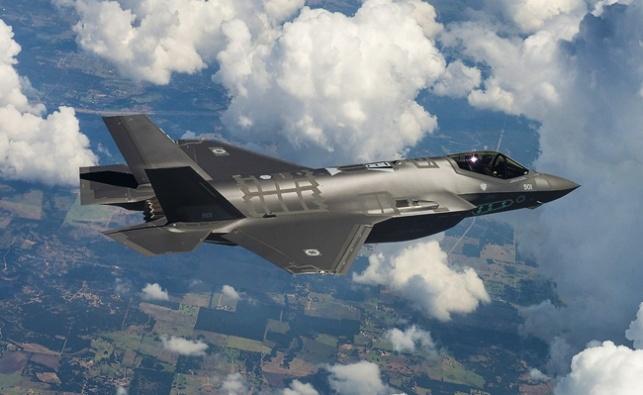בעוד שבועיים יקלוט חיל האוויר צמד ראשון של מטוס האדיר